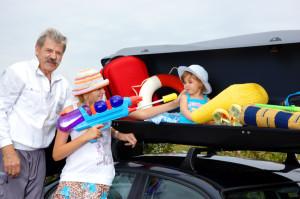 Inden Urlaub mit dem Auto